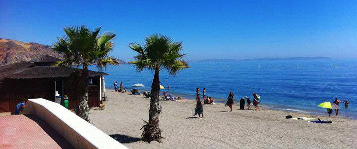 aguadulce-costa de almeria andalusie spanje strandvakantie 1