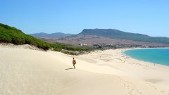 beach strand vlakbij Bilbao 001