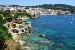 calella strand vakantie spanje costa brava 2
