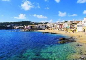 canadell playa strand in-calella vakantie spanje 1