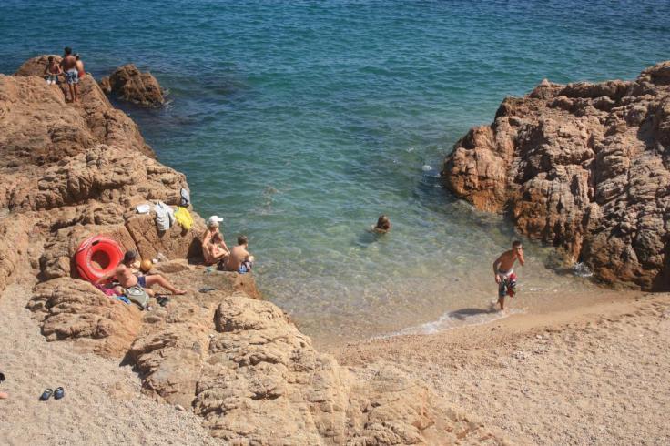 costa brava mooiste stranden vakantie 003