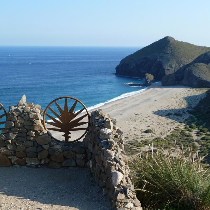 costa de almeria spanje andalusie vakantie strand 1