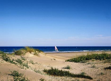 costa de ponent strand vakantie spanje 1