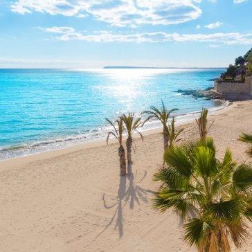 Costa Blanca-Denia strandvakantie spanje 3