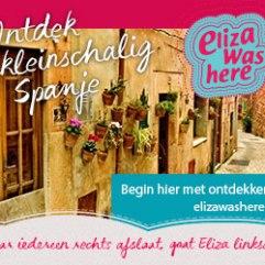 Eliza was here spanje vakantiehuis