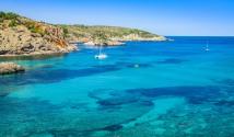 Ibiza- eiland Spanje - vakantie