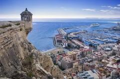kasteel de-santa-bárbara-Alicante
