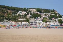 LEstartit-strand vakantie 2