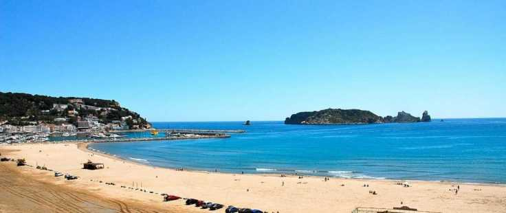 l'estartit strand vakantie costa brava