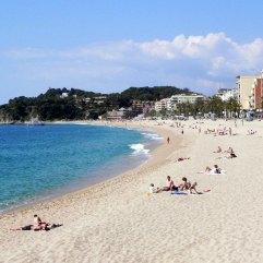 lloret de mar mooiste stranden vakantie spanje 008