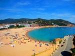 lloret de mar mooiste stranden vakantie spanje 009
