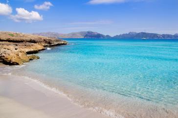 Mallorca strand 1 vakantie spanje