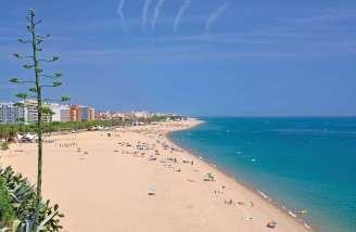 pineda de mar strandvakantie spanje 001