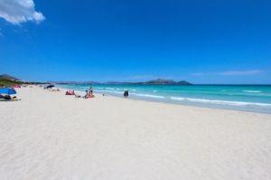 playa-de-muro mooiste strand top 3 spanje