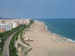 playa strand in-calella vakantie spanje 12