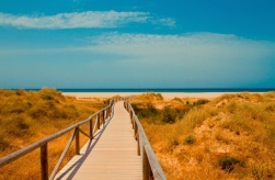 Playas-de-la-Costa-de-la-Luz - strandvakantie spanje 1