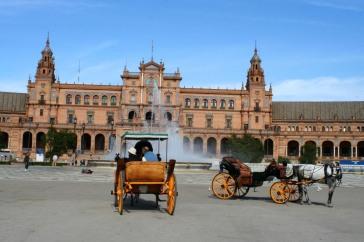 Plaza_de_Espana_Sevilla strandvakantie Spanje 001
