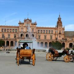 Plaza_de_Espana_Sevilla strandvakantie Spanje 004