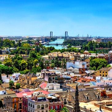 Plaza_de_Espana_Sevilla strandvakantie Spanje 005