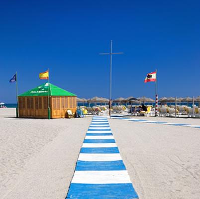 roquetas de mar costa de almeria stranden spanje 111