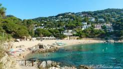 sanfrances strand blanes spanje costa brava vakantie 001