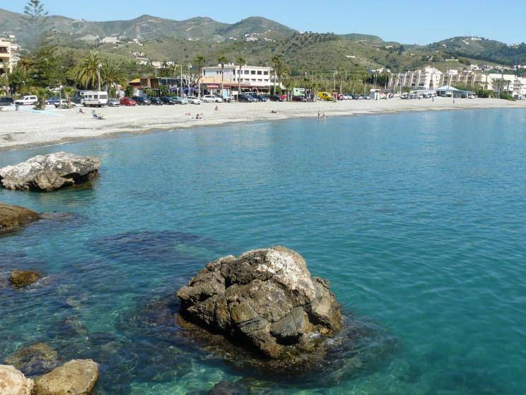 strand costa tropical spanje vakantie 1
