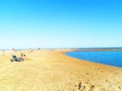 top 10 mooiste stranden spanje Play de Isla Canela