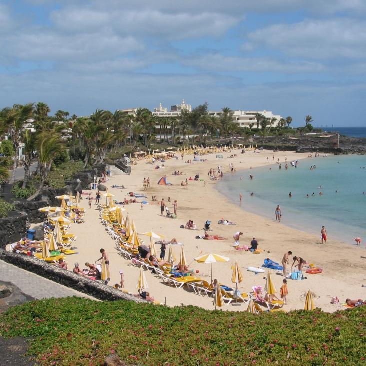 vakantie canarische eilanden lanzarote mooiste stranden 123