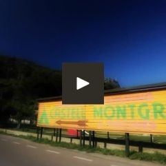 video camping castell montgri spanje l'estartit