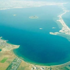 zeilvakantie LaManga del Mar Menor costa calida spanje strand