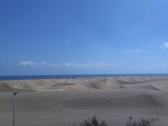 maspalomas gran canaria duinen strandvakantie spanje zee 10