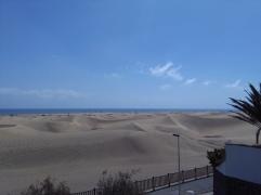 maspalomas gran canaria duinen strandvakantie spanje zee 16