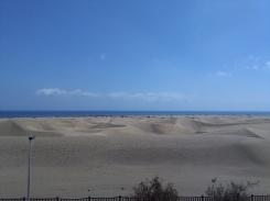 maspalomas gran canaria duinen strandvakantie spanje zee 17