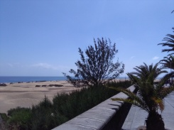 maspalomas gran canaria duinen strandvakantie spanje zee 21
