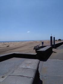 maspalomas gran canaria duinen strandvakantie spanje zee 22