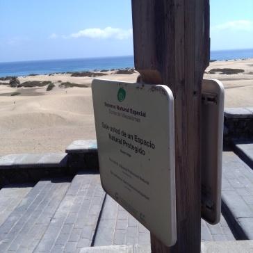 maspalomas gran canaria duinen strandvakantie spanje zee 23