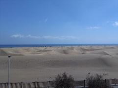 maspalomas gran canaria duinen strandvakantie spanje zee 9