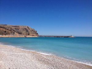 moraira strandvakantie costa blanca 1