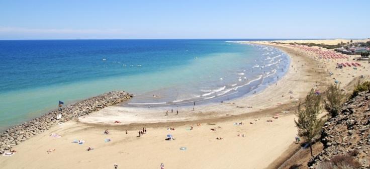 playa_del_ingles-gran_canaria_strandvakantie spanje 001