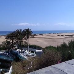 maspalomas gran canaria duinen strandvakantie spanje zee 20