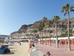 Playa de Amadores - Gran Canaria vakantie Spanje mooie stranden 1