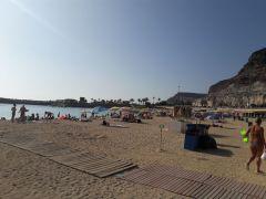 Playa de Amadores - Gran Canaria vakantie Spanje mooie stranden 2