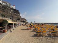 Playa de Amadores - Gran Canaria vakantie Spanje mooie stranden 3222