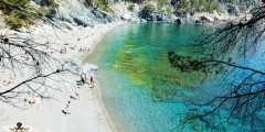 platja-fonda-super mooi strand Costa Brava