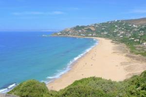Playa-del-Cañuelo-Tarifa mooi strand zuid spanje