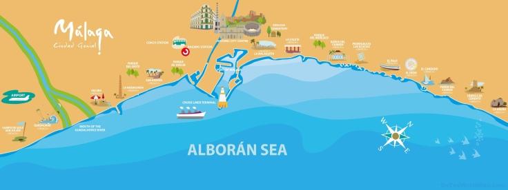 de beste en mooiste stranden van Malaga vakantie in Spanje 004