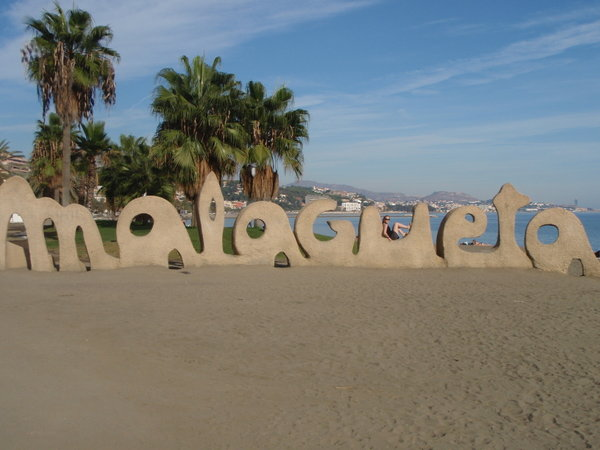 malaga strandvakantie