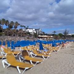 playa dorada strand playa blanca lanzarote watersporten