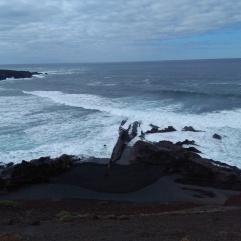 El Golfo Lanzarote prachtige golven