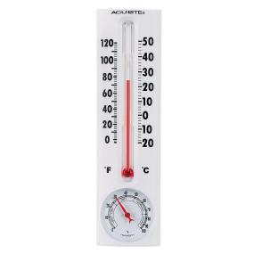 thermometer weersverwachting Spanje vakantie